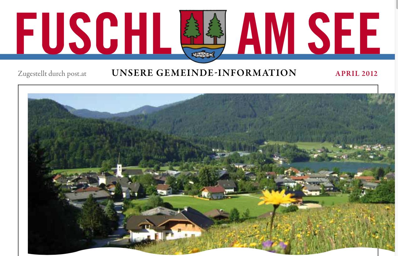 Logopädisches Screening im Kindergarten Fuschl am See
