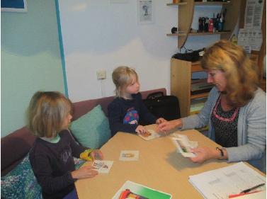 Logopädisches Screening im Kindergarten Seeham