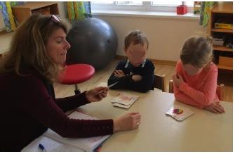 Logopädisches Screening im Kindergarten